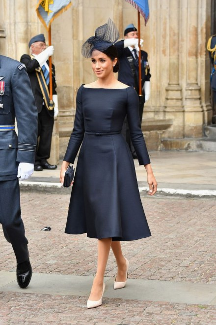 Meghan Markle in Dior